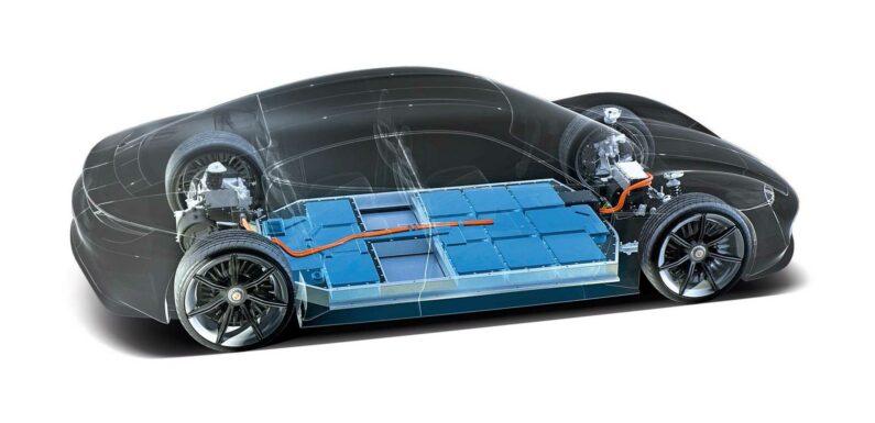 Porsche And Cellforce Establishes High-Performance Battery JV