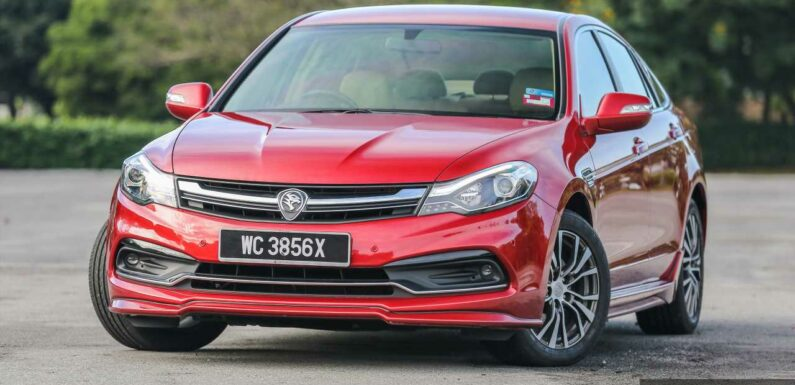 Proton reminds Perdana owners to replace potentially faulty Takata airbags – 568 units yet to be serviced – paultan.org