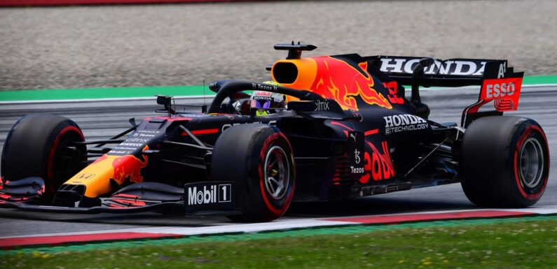 Qualy: Max Verstappen storms to pole in Styria, ahead of both Mercedes