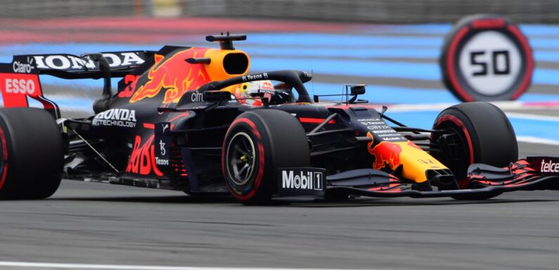 Qualy: Max Verstappen takes superb pole in French Grand Prix qualifying