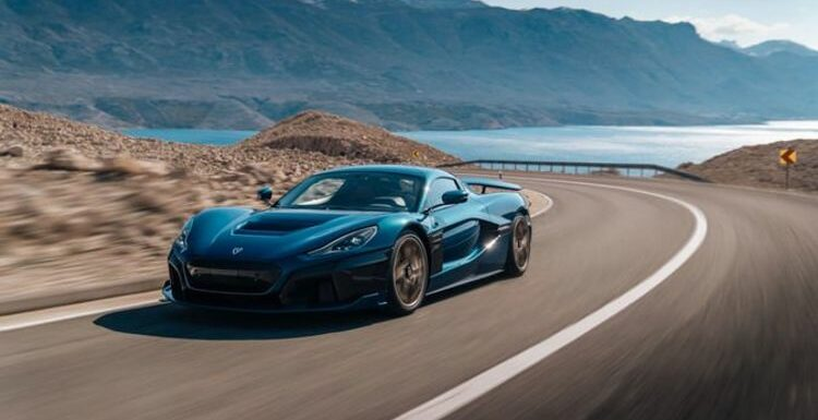 Rimac launches 'record breaking' hypercar capable of 'unprecedented performance'