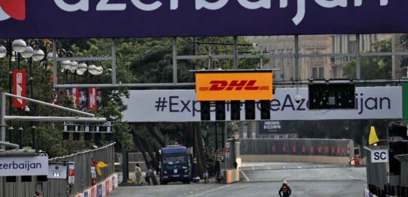Sebastian Vettel: Max, Stroll 'got really lucky' with Baku crashes | Planet F1
