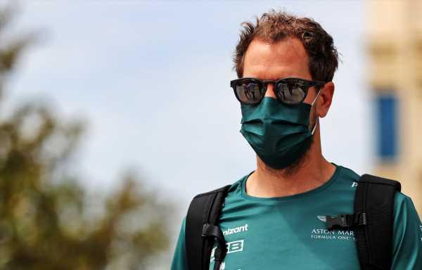 Sebastian Vettel searching for 'better rhythm' in Baku