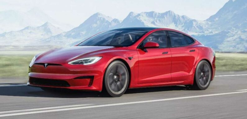 Tesla Model S Plaid Record Quarter-Mile Time Officially Confirmed