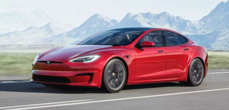 Tesla Model S Plaid Will Need Upgraded Wheels To Hit 200 MPH