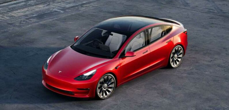 Tesla Tops Cars.com American-Made Index, A First For EVs