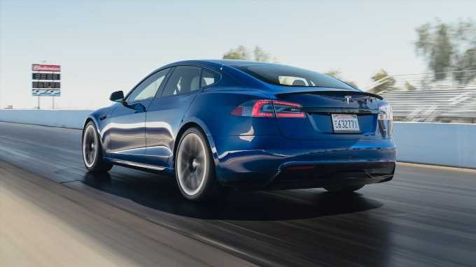 Testing the Tesla Model S Plaid: Milestones, Records, and Other Geeky Factoids