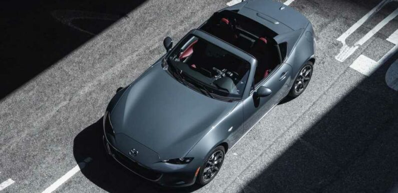 The Mazda Miata Could Go Electrified by 2030, Use Synthetic Fuel