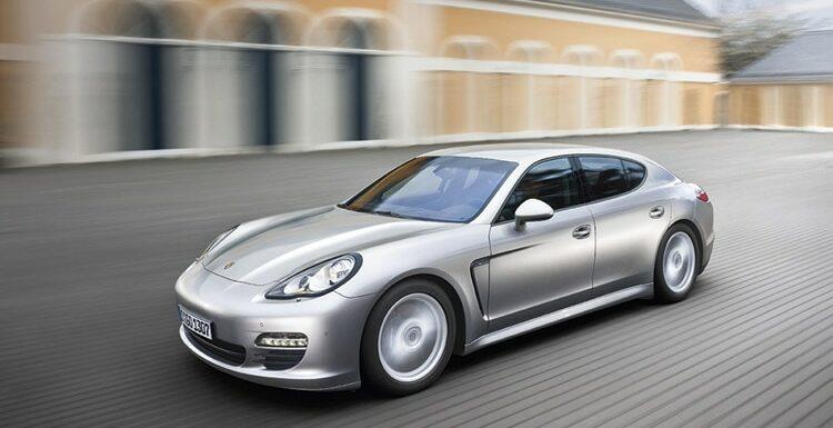 The Porsche Panamera is Porsche's Sales Leader… Good!