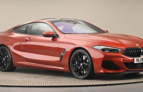 The Sub-£50k BMW M850i Is Already A Thing