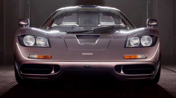 This 242-Mile 1995 McLaren F1 Is Virtually Brand New