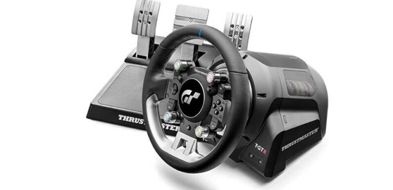 Thrustmaster T-GT II Leaks Ahead of June 23 Reveal