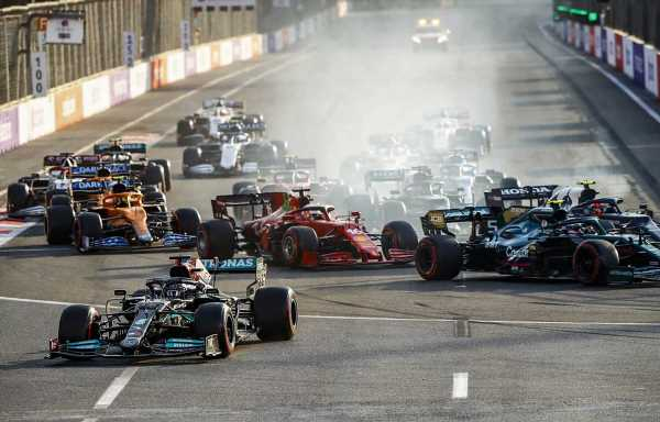 Toto Wolff can't call Lewis Hamilton's restart 'a mistake'