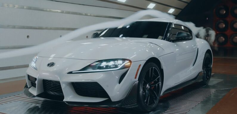 Toyota GR Supra A91-CF Edition, 600 units for the US – paultan.org