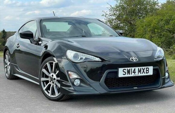 Toyota GT86 TRD | Spotted