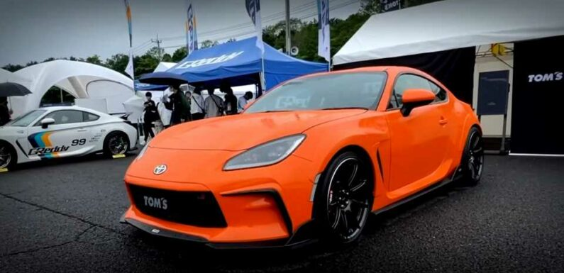Tuning Houses Show Off Hot Tuned Examples of the New 2022 Toyota GR86