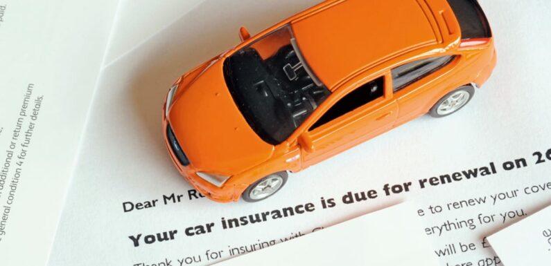 UK car insurance groups explained
