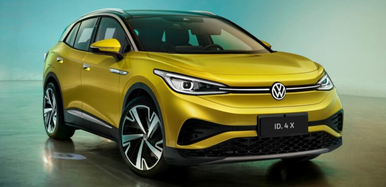 Volkswagen ID.4 crossover off to a slow start in China – paultan.org