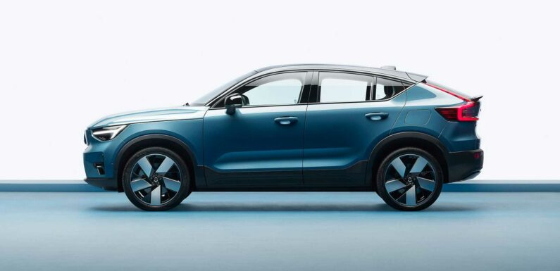 Volvo C40 Eectric Hatch Now On Sale In UK From £57k