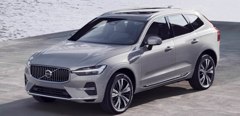 Volvo XC60 – next-gen to be full electric, coming 2024 – paultan.org
