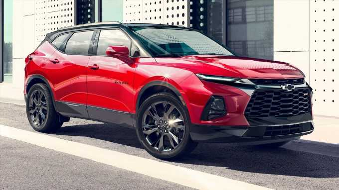 What's the Best 2022 Chevrolet Blazer Trim? Here's Our Guide