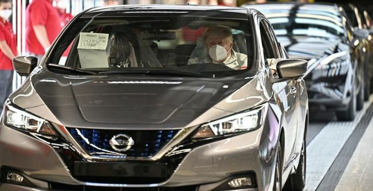 'Critical point': Nissan and Rolls-Royce face staff shortages due to NHS app alerts
