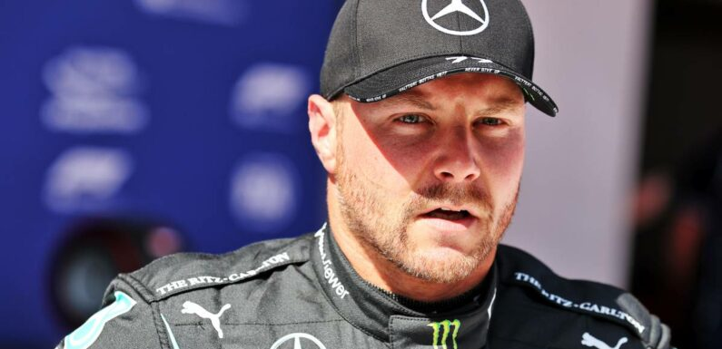 'Game over' for Bottas but Merc will delay announcement