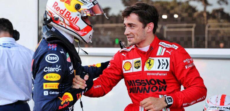 'Helmut Marko contacted about a Verstappen/Leclerc dream team'   Planet F1