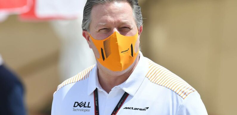 'Very cautious' Zak Brown 'shocked' by positive test | Planet F1