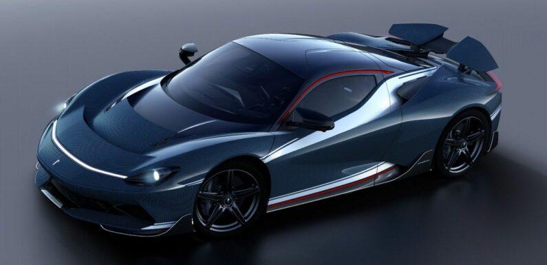 128 Million Design Combos Possible with the Pininfarina Battista