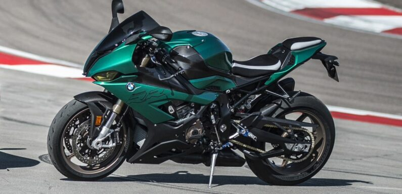 2021 BMW Motorrad S1000RR Isle of Man Edition by BMW France – 50 units only, priced at RM162,465 – paultan.org