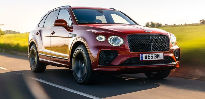 2021 Bentley Bentayga Hybrid | PH Review