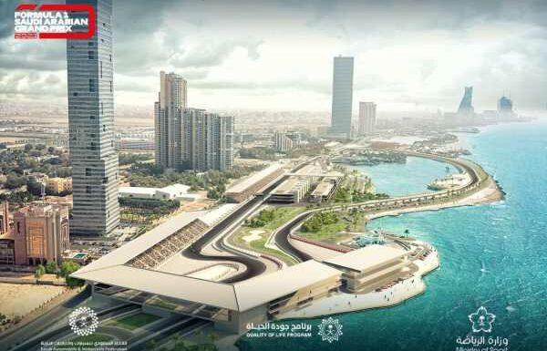 2021 Formula 1 Saudi Arabian GP – 6.175 km Jeddah Corniche Circuit is F1's longest, fastest street course – paultan.org