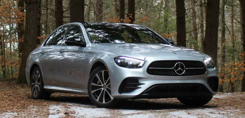 2021 Mercedes E450 4MATIC Review: Thoughtful Luxury Hiding Under Bewildering Technology