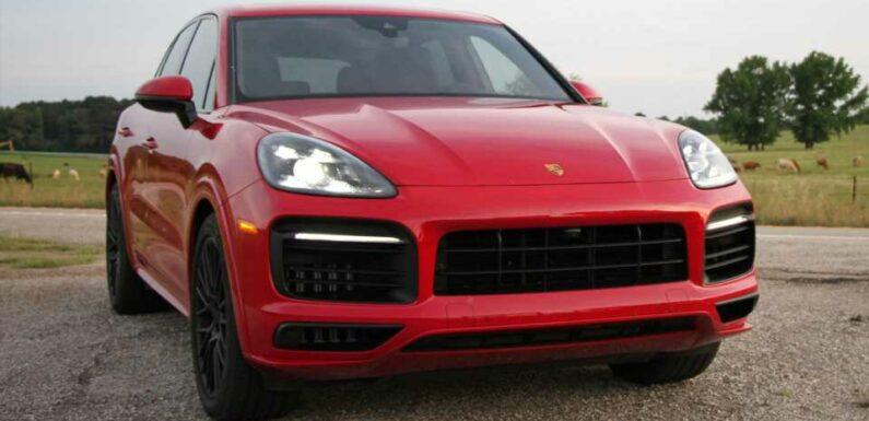 2021 Porsche Cayenne GTS Review: A 453-HP Joy Machine