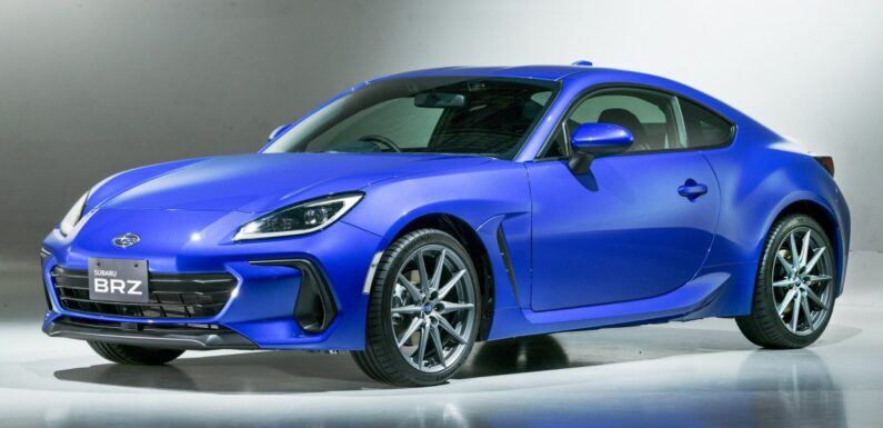 2021 Subaru BRZ launched in Japan – from RM108k – paultan.org