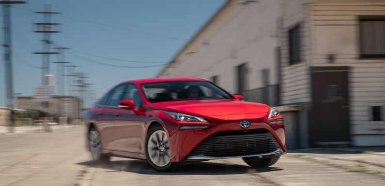 2021 Toyota Mirai Long-Term Test Update: What Is It Doing To Us?
