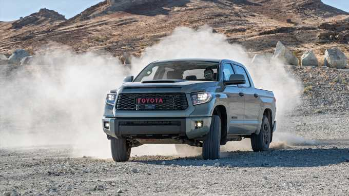 2021 Toyota Tundra TRD Pro Review: We're Ready for the New Tundra