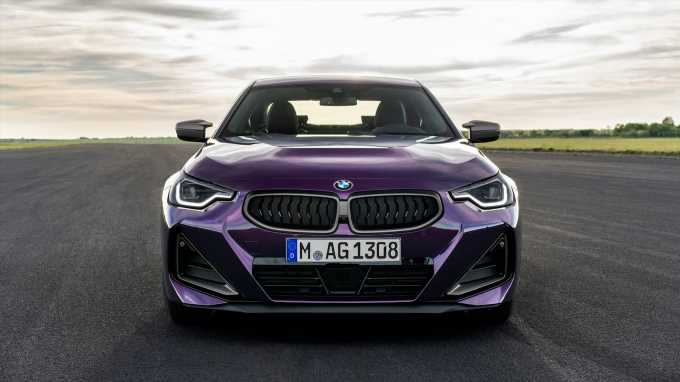 2022 BMW 2 Series Coupe First Look: Styling Not 2 the Moon
