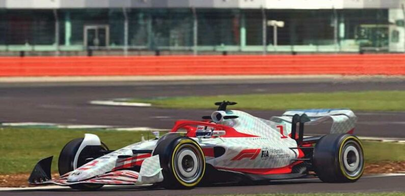 2022 F1 Cars Will Look Something Like This