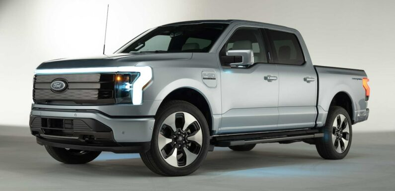 2022 Ford F-150 Lightning Future Cars: The Future of Electric Trucks Is Now