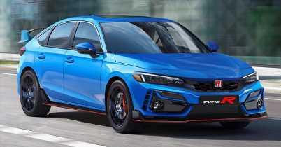 2022 Honda Civic Type R rendered well before debut – paultan.org