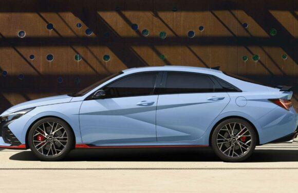 2022 Hyundai Elantra N To Make US Debut At NY Show On August 19