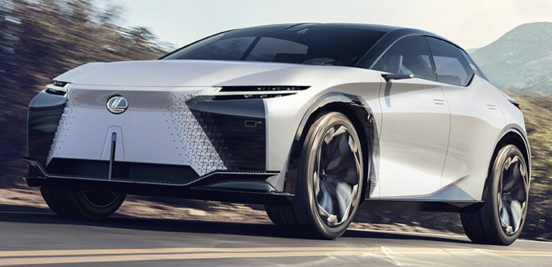 2022 Lexus electric SUV to focus on driver enjoyment – paultan.org