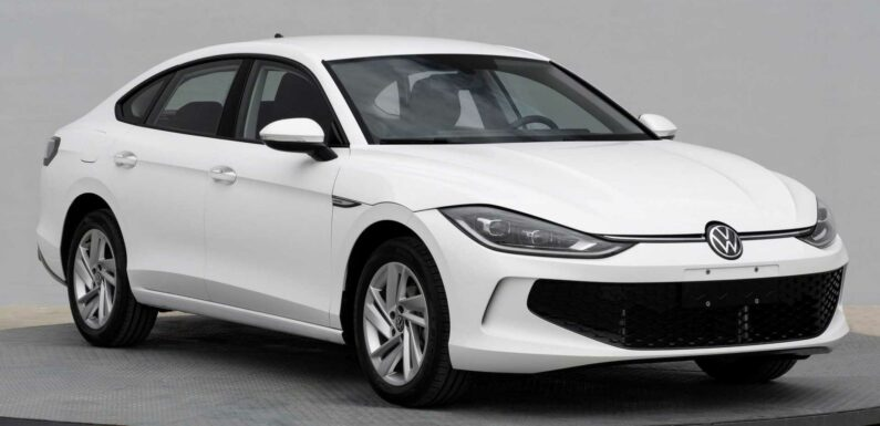 2022 Volkswagen Lamando Makes Early Debut In China With Smiley Face