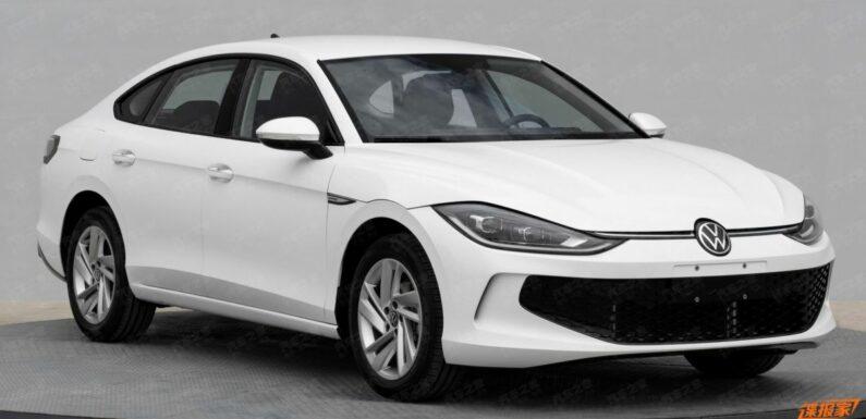 2022 Volkswagen Lamando leaked, bares creepy face – paultan.org