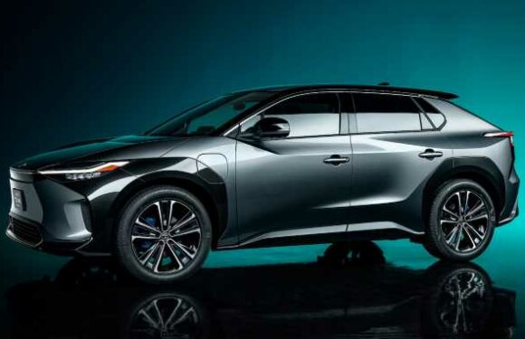 2023 Toyota bZ4X Future Cars: Toyota's First Dedicated Electric Crossover