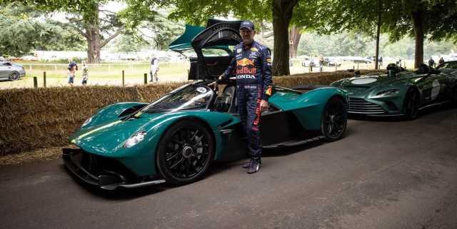 Adrian Newey Explains Why the Aston Martin Valkyrie Won\u2019t Be His Last Road Car