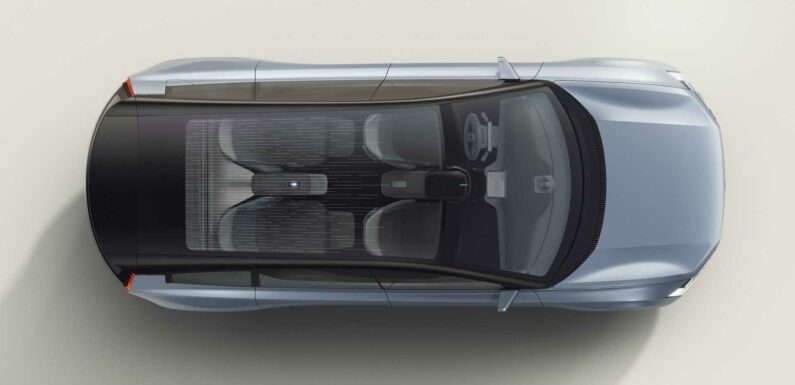 All-Electric Successor To Volvo XC90 Will Get New Name