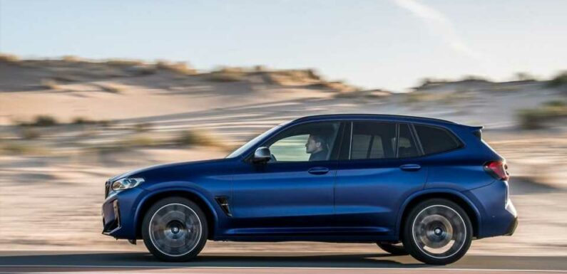 BMW Radio Ad Banned Over Complaint About 'Irresponsible Revving'